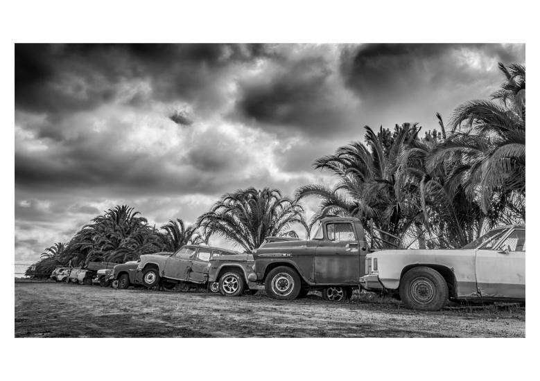 Car Graveyard #1_A3